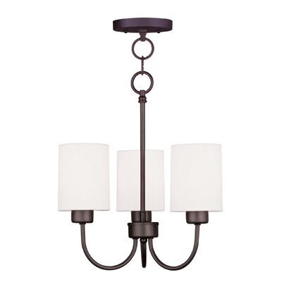 Sussex 3 Light Convertible Chandelier Product Photo
