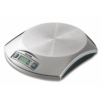 Salter Stainless Steel Electronic Kitchen Scale by Taylor