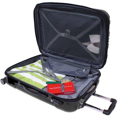"""Traveler's Choice Sedona 25"""" Hardsided Expandable Spinner Suitcase"""