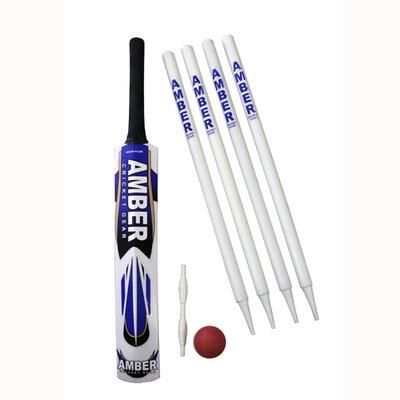 Amber Sporting Goods Junior Half Cricket Set