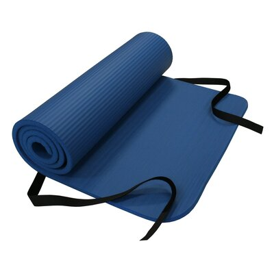 Smooth Surface Exercise Mat by Amber Sporting Goods