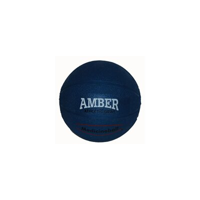 Amber Sporting Goods Rubber Medicine Ball