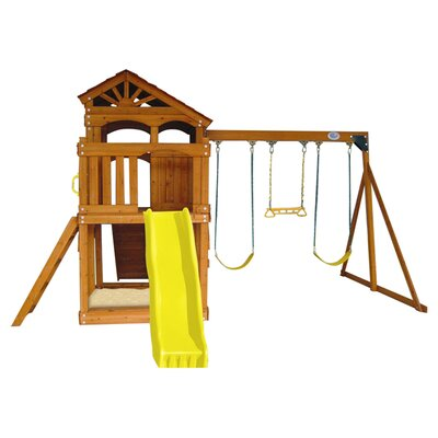 Timber Valley Modular Swing Set Product Photo
