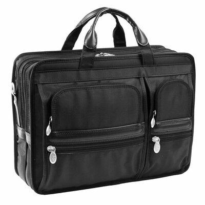 P Series Hubbard Laptop Briefcase by McKlein USA