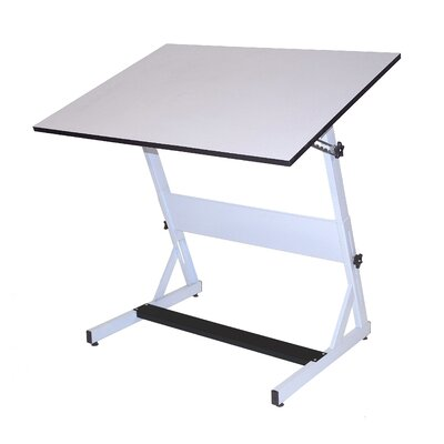 Martin Universal Design Modern Style MXZ Melamine Drafting Table