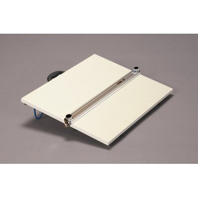 Martin Universal Design Pro Draft Aluminum Parallel Edge Drafting Board with Drawing Kit