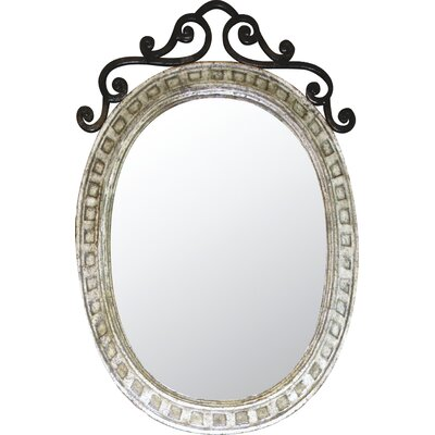 Olde World Ornate Mirror by Quiescence