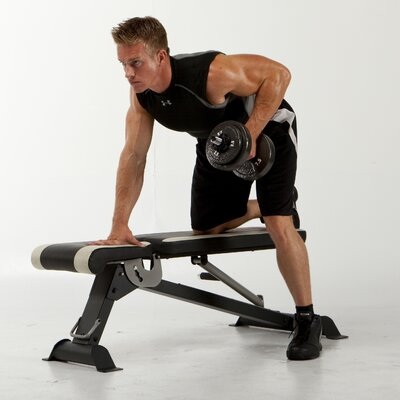Deluxe Adjustable Utility Bench by Marcy