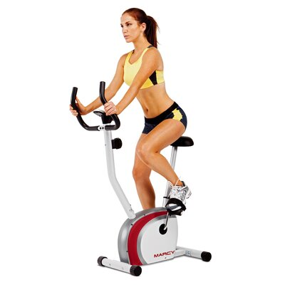 Magnetic Upright Bike by Marcy
