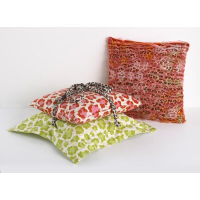 Cotton Tale Here Kitty Kitty 3 Piece Throw Pillow Set