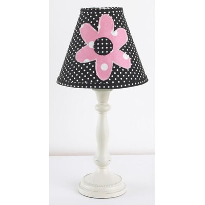 """Cotton Tale Girly Stand 19"""" H Table Lamp with Empire Shade"""