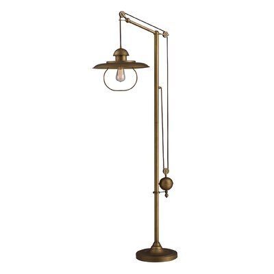 Dimond Lighting Farmhouse 1 Light Floor Lamp