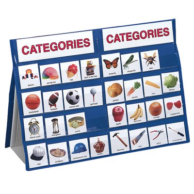 Categories Tabletop Pocket Chart by Patch Products