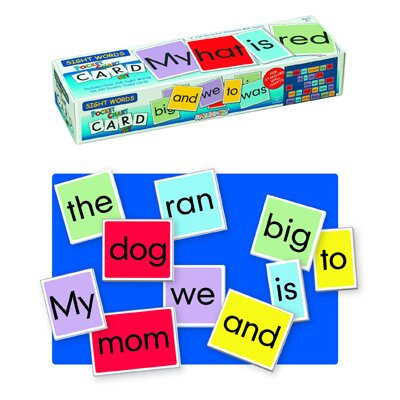 Patch Products Sight Words Flash Cards
