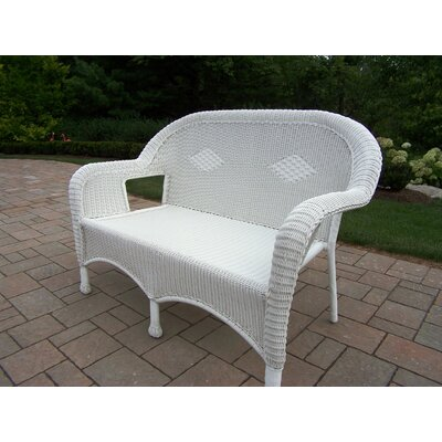 Resin Loveseat Wayfair