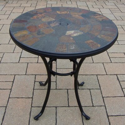 Stone Art Bistro Table by Oakland Living