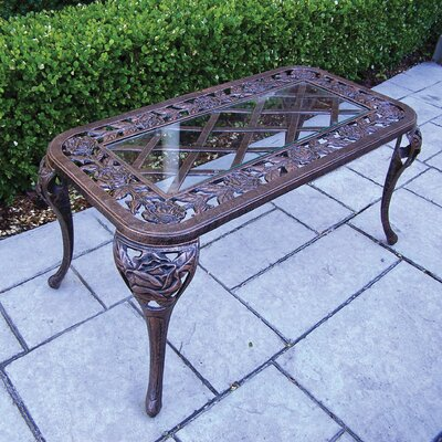 Tea Rose Coffee Table by Oakland Living
