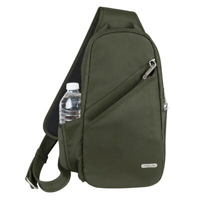 Classic Anti Theft Sling Backpack by Travelon