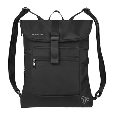 Anti Theft Urban Flap Over Backpack by Travelon