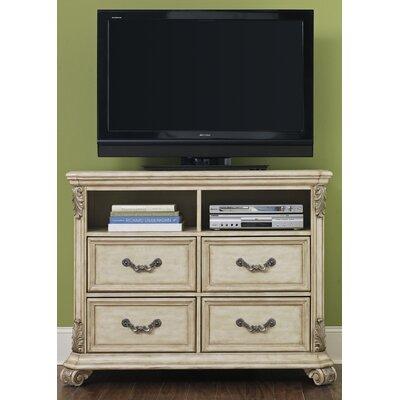 Messina Estates II 4 Drawer Dresser by Liberty Furniture