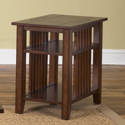 Prairie Hills Chairside Table by Liberty Furniture