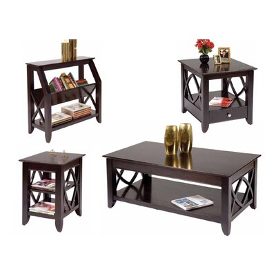 Liberty Furniture Coffee Table Set