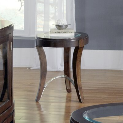 Avalon Chairside Table by Liberty Furniture