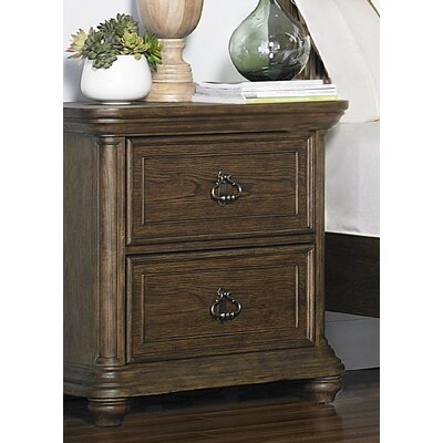 2 Drawer Nightstand by Liberty Furniture