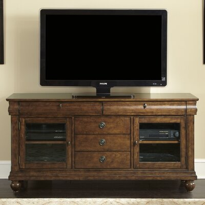 Rustic Traditions TV Stand by Liberty Furniture