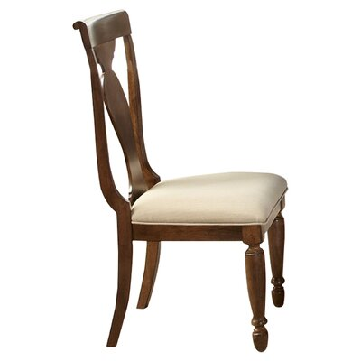 Rustic Traditions Side Chair by Liberty Furniture