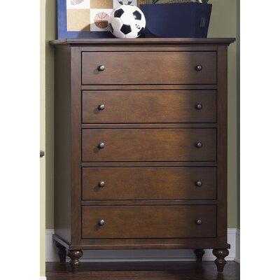 Liberty Furniture Abbott Ridge 5 Drawer Chest