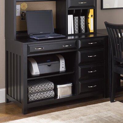 Hampton Bay Computer Credenza in Black by Liberty Furniture