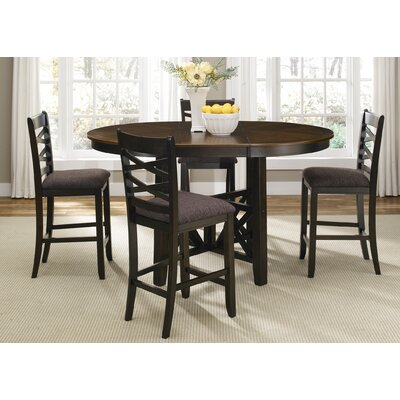 Liberty Furniture Bistro II 5 Piece Dining Set