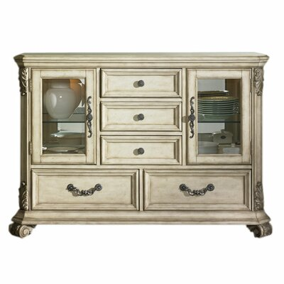 Liberty Furniture Messina Estates II Server
