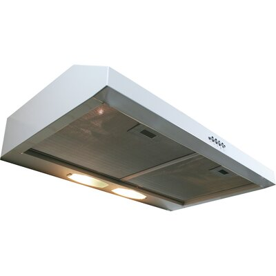 "Builder Series 29.5"" 190 CFM Under Cabinet Range Hood Product Photo"