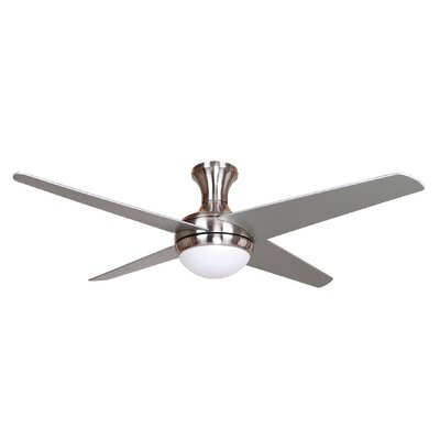 "52"" Taysom 4 Blade Ceiling Fan Product Photo"