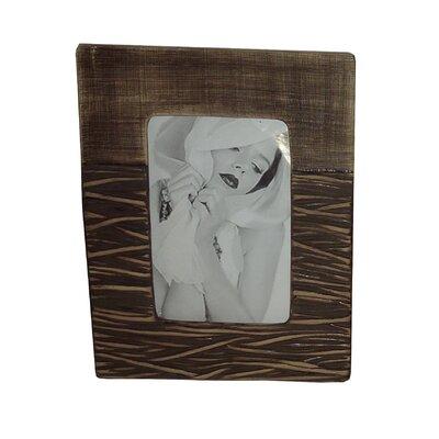 Ceramic Decorative Photo Picture Frame by Yosemite Home Decor