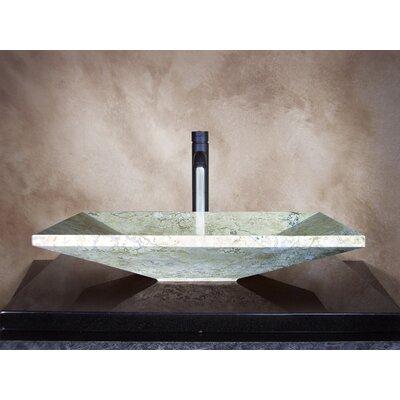 Sonya Hand Carved Vessel Bathroom Sink by Yosemite Home Decor