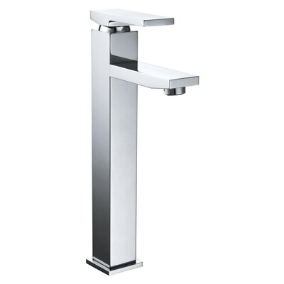 Single Hole Faucet with Single Lever Handle Product Photo