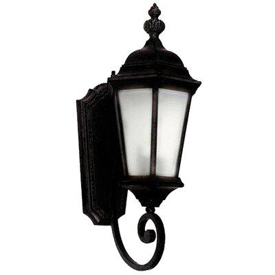 Yosemite Home Decor Brielle 1 Light Wall Lantern