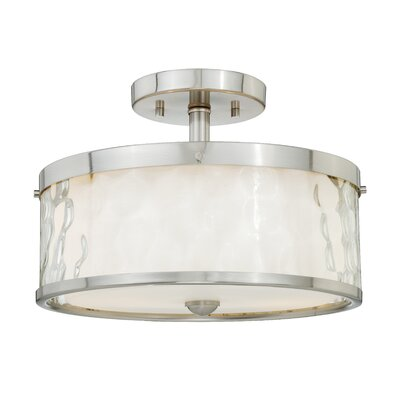 Vilo 2 Light Semi Flush Mount Product Photo