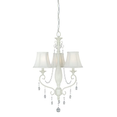 Bristol 3 Light Chandelier Product Photo
