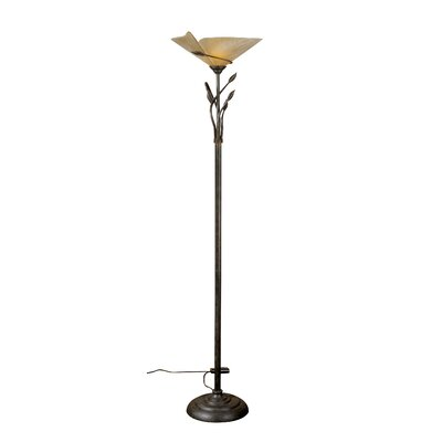 Vaxcel Capri Torchiere Floor Lamp