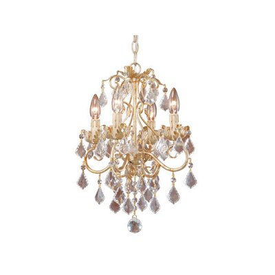 Newcastle 4 Light Chandelier Product Photo