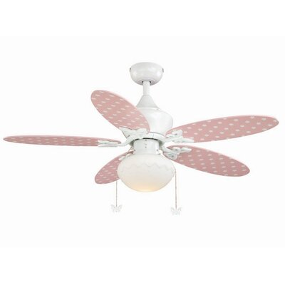 Alice 5 Blade Ceiling Fan Product Photo