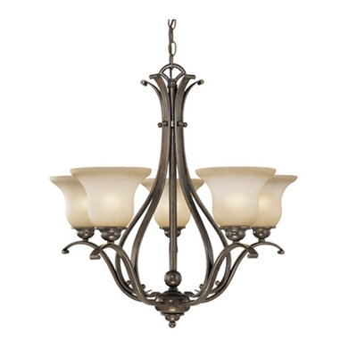Monrovia 5 Light Chandelier Product Photo