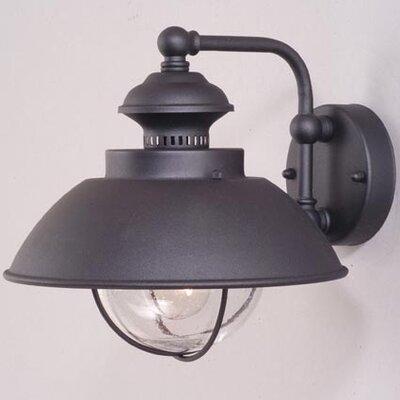 Vaxcel Nautical 1 Light Outdoor Barn Light & Reviews