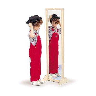 "Whitney Brothers 13"" H x 48"" W Mirror"