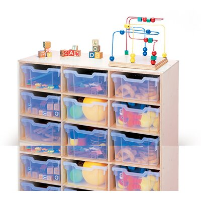 Whitney Brothers Gratnell 9 Compartment Cubby