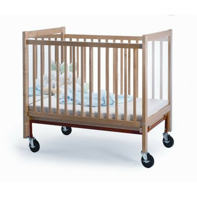 Whitney Brothers I See Me Infant Convertible Crib with Mattress